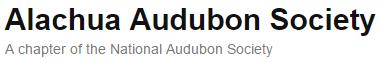 alachua audubon society